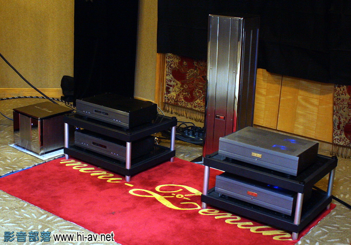 High end audio system 2011 from mini-Zenith High-End Audio Design & Manufacture